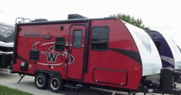 2018 Winnebago Micro Minnie 2106DS * Cherry Exterior * Graphite Interior * Only 3793 Lbs. Dry Weight * Stk. # 1825TR