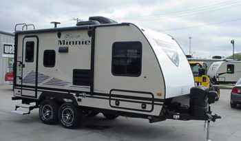 2018 WINNEBAGO Micro Minnie 1808FBS * Slide Out * Front Queen Bed * 3560 Lbs. Dry * Stk #1842TR full