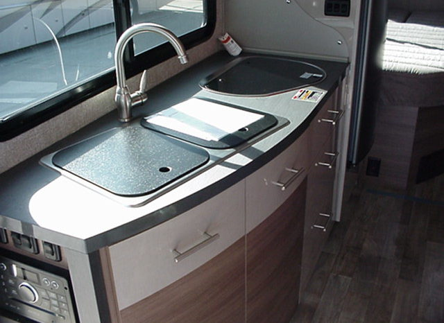 2018 WINNEBAGO View 24J * Zinc/Gray Interior * High Gloss Woodwork * Copper Canyon Exterior *  Stk. #38RV21 full
