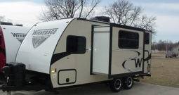 2018 Winnebago Micro Minnie 2100BH * Bunk Beds * Champagne Exterior *  Only 3760 Lbs. Dry Weight * Stk. # 1854TR