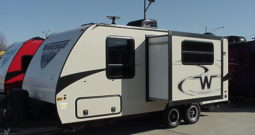 2018 Winnebago Micro Minnie 2108DS * Dinette Slide * Champagne Exterior * 3793 Lbs. Dry Weight * Stk. # 1860TR