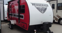 2018 Winnebago Minnie Drop 190RD * Cherry Exterior * Slide * 2980 Lbs. Dry Weight * Stk. # 1851TR