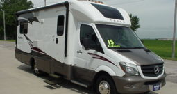 2015 Itasca Navion 24V * Twin Beds * Only 21,782 One Owner Miles * Stk. # 11393WC