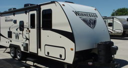 2019 Winnebago Micro Minnie 2306BHS * Bunk Beds * Champagne Exterior * Graphite Interior * 4260 Lbs. Dry Weight * Stk. # 1915TR