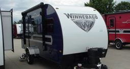 2018 Winnebago Minnie Drop WD170S * Blue Exterior * Graphite Interior Décor * Only 2800 Lbs. Dry Weight * Stk. # 1918TR