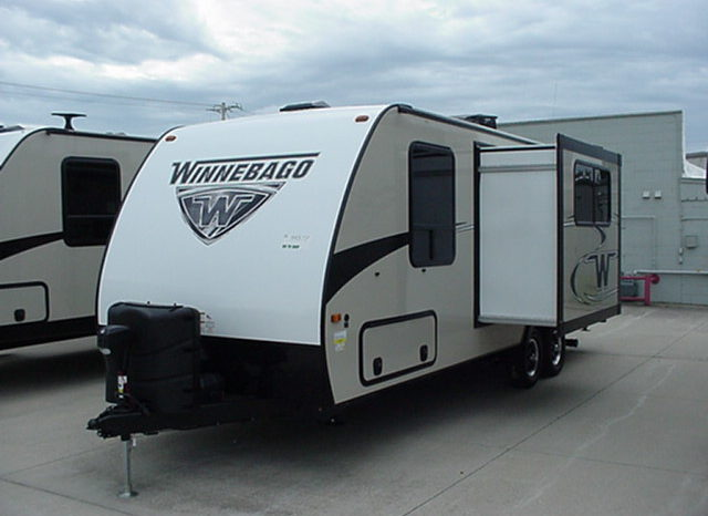 2019 Winnebago Micro Minnie 2306BHS * Bunk Beds * Champagne Exterior * Stone Interior * 4260 Lbs. Dry Weight * Stk. # 1919TR full