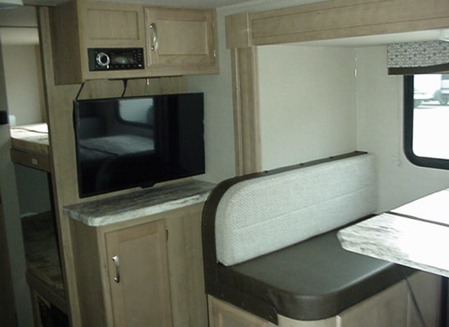 2020 Winnebago Micro Minnie 2306BHS * Bunk Beds * Champagne Exterior * Pearl Interior * 4260 Lbs. Dry Weight * Stk. # 2008TR full