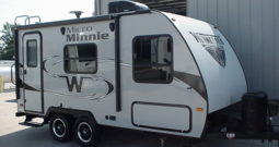2018 Winnebago Micro Minnie 1706FB * Only 2980 Lbs. Dry Weight *