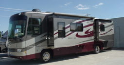 2008 Holiday Rambler 37PDQ XL SE * 34,964 Miles * 340 Cummins * 8000 Watt Generator * Stk. # 11404WC
