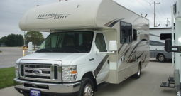2016 Thor Freedom Elite 26FE Class C W/Slide Out * Only 16,140 Miles * Queen Bed Bedroom Slide *  Stk. # 11409WA