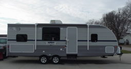 2019 Shasta Oasis 25RS * Dbl. Bunk Beds * 4694 Lbs. Dry Weight * Outside Mini Kitchen * Aluminum Wheels * Stk. #1936TR