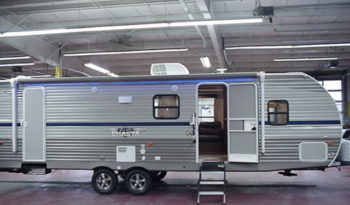 2020 Shasta Oasis 26DB * Dbl. Bunk Beds * Dual Entry* 5280 Lbs. Dry Weight * Dbl. 48″x74″ Bunk Beds * Aluminum Wheels * Stk. #2042TRTR full