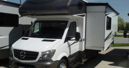2020 WINNEBAGO Vita 24P * Mystical/Gray Interior  * Pacific Mist Paint Graphics Exterior *  Stk. #40RV2