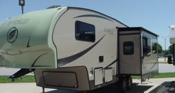 2011 Ever-Lite 30RLS-5th Wheel * Dry Weight 7334 Lbs. * Sofa/Dinette Slide * Rear Recliners * Stk. # 11436TR