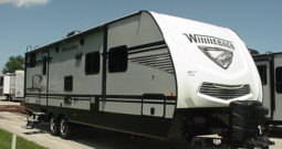 2020 Winnebago Micro Minnie 2801BHS * Bunk Beds * Platinum Exterior * Pearl Interior * 6505 Lbs. Dry Weight * Stk. # 2018TR