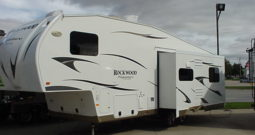 2013 Rockwood Signature Ultra Lite 8289WS 5th Wheel * 1/2 Ton Towable * 3 Slides * One Owner * Stk. # 11444TR