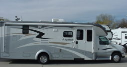 2009 Winnebago Aspect 29B * 2 Slides * Only 34,323 1 Owner Miles * Rear Queen Bed *  HWH Jacks * Stk. #11446RV