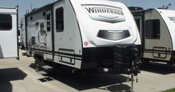2021 Winnebago Micro Minnie 2108DS * Dinette Slide Out * Brilliant Silver Exterior * Pearl Interior * Stk. # 2113TR