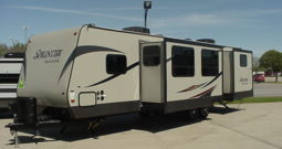 2016 Keystone Sprinter Campfire Edition 32BH * 3 Slides * Quad Bunks W/Large (2) Slides in Bunkhouse * Front Queen * Stk. # 11461TR